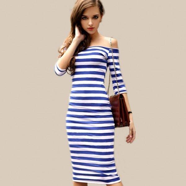 vestido verano marinero