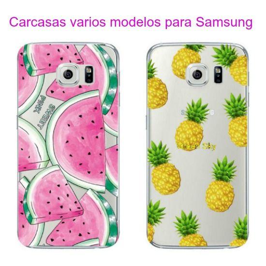 Carcasas varios Samsung