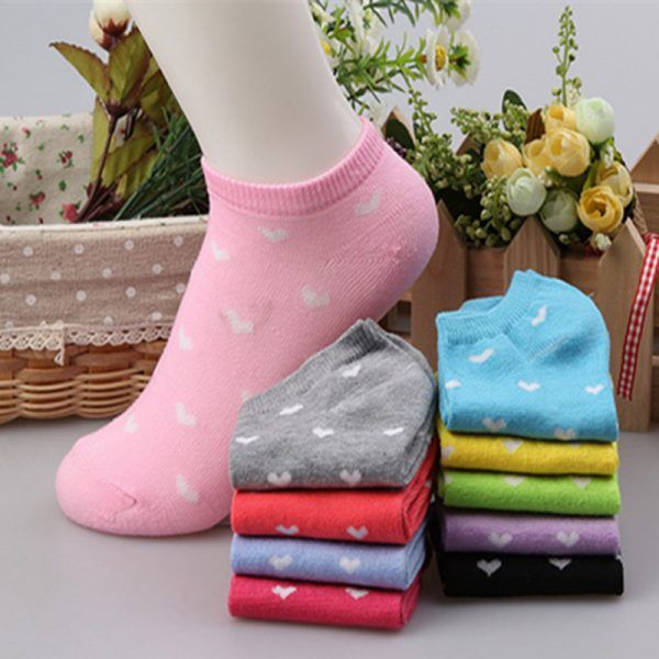 Amor-lindo-mujeres-calcetines-1-lote-5-pairs-s&oacute