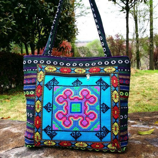 HOT-8-colors-Ethnic-handmade-textile-cloth-Embroidered-handbags-Vintage-women-Shoulder-bags-large-shopping-bags