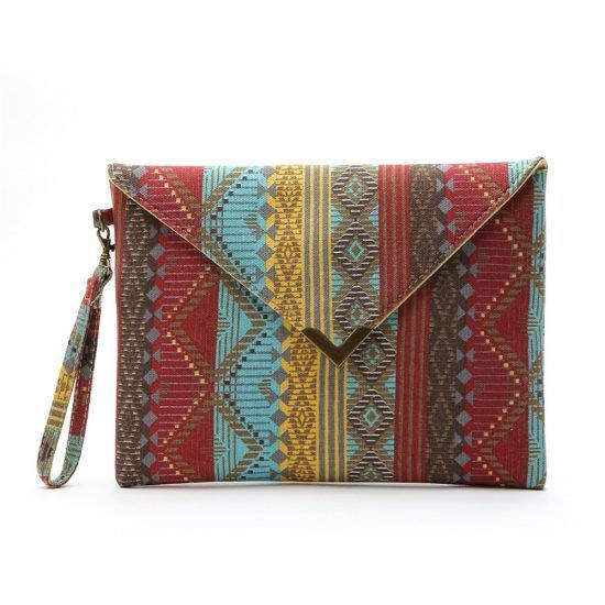 Vintage-Retro-Ethnic-Style-Women-Ladies-Envelope-Clutch-Handbag-Ultra-Thin-Portable-Purse-Tote-Women-Bags