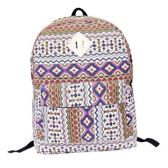 Vosicar-Women-Girl-Women-Canvas-Rucksack-Shoulder-Bag-Ethnic-style-Backpack-Travel-Bags-School-Book-bags