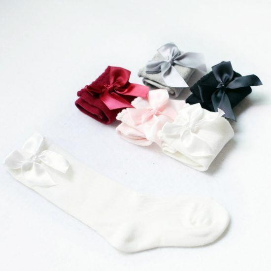 baby-girls-socks-knee-high-with-bows-princess-socks-girl-cute-baby-socks-long-tube-kids