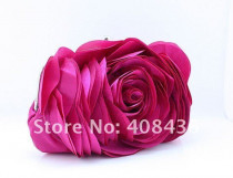 Bolso con forma de flor