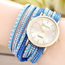 Reloj con pulsera larga