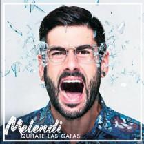 CD firmado Quítate las gafas de Melendi