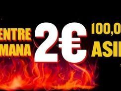 Vuela por 2€ en el mes de Noviembre