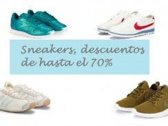 Sneakers: Las mejores rebajas en las mejores marcas