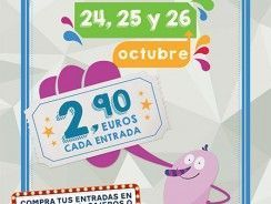 Disfruta de la Fiesta del Cine por 2,90€