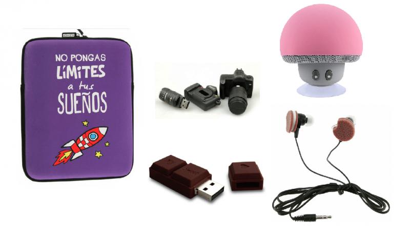 Tecnología y accesorios para todos los bolsillos