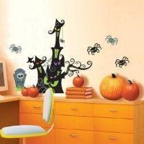 Pegatinas decorativas de Halloween