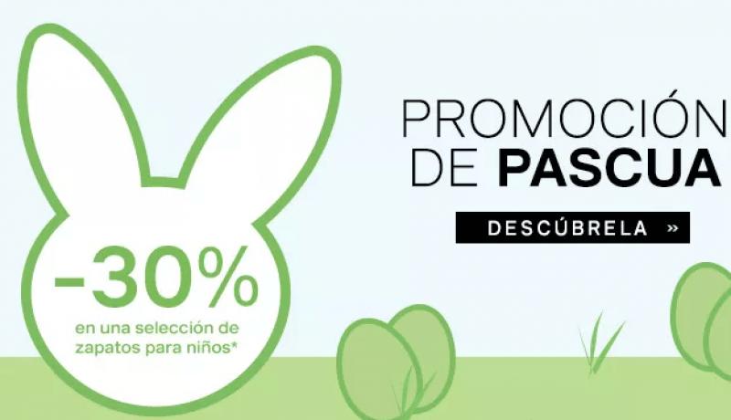 Deichmann: Promoción de Pascua para niños