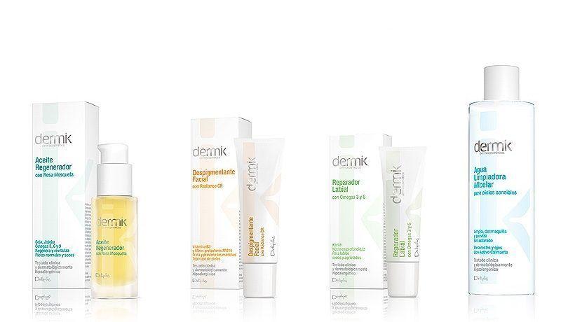 Deliplus para el cuidado de la piel sensible