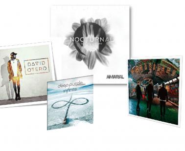 Los discos que llegan con el comienzo del año nuevo