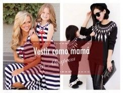 Mom&Me La colección madre – hija que enamora en Aliexpress