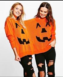 Jersey doble para Halloween