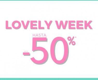 Descuentos hasta 50%- Lovely week en Etam hasta 17 Octubre