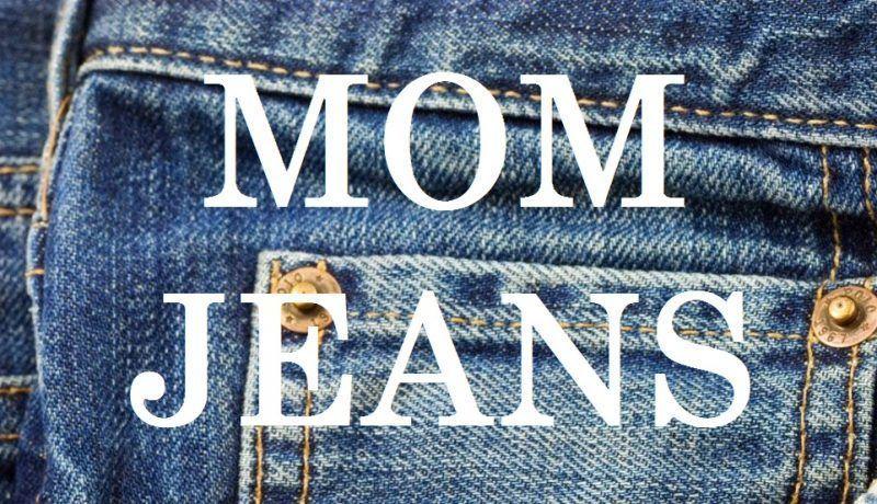 Mom Jeans, los sustitutos de los pitillos