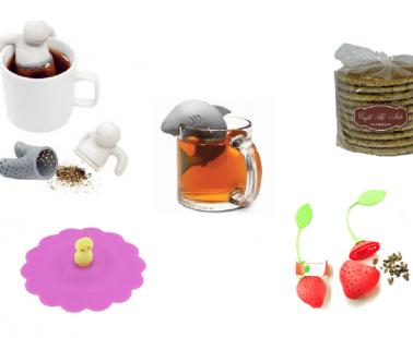 Artículos originales para las amantes del té