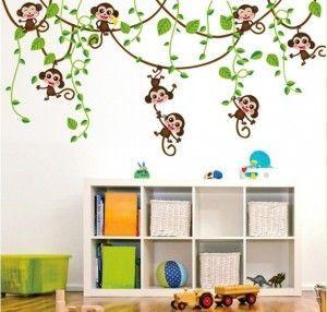 vinilo monos en aliexpress