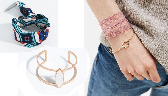 5ff3def5bb19 En este artículo hemos querido enseñaros una bonita selección de brazaletes  y pulseras aptas para todo tipo de bolsillos. Los abalorios