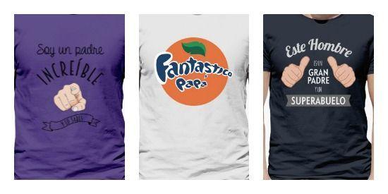 camisetas divertidas padres