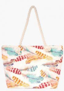 bolsa playa de hojas
