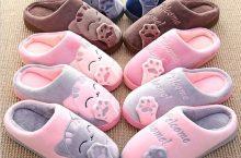 Zapatillas de casa suaves y calentitas