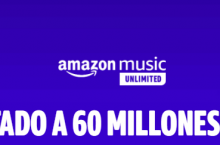 Amazon Music Unlimited – 30 días Gratis