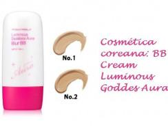 Cosmética coreana: BB Cream Luminous Goddess Aura