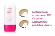 Cosmética coreana: BB Cream Luminous Goddess Aura