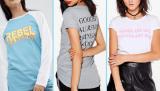 Camisetas con mensajes baratas y originales